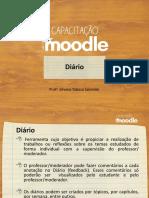 Capacitacao Moodle Diario