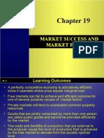 Market Success and Market Failure