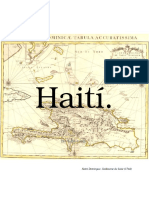 Haití - Entre La Utopía Pirata y El Estado Fallido.