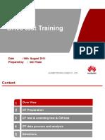 Huawei - Drive Test Training