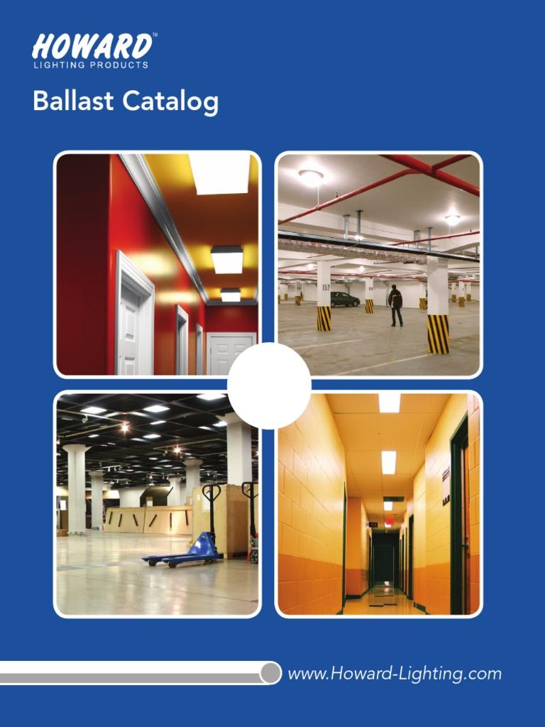 Ballast Catalog | Fluorescent Lamp | Compact Fluorescent Lamp on