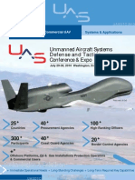Unmanned Aircraft Systems Defense and Tactics Conference Expo