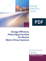EE Policy Opportunities for EM-Driven Systems Paul_Waide