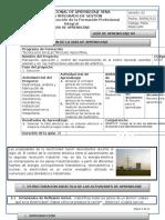 Guía 01- Átomo y Corriente Eléctrica.