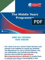 Implikasi International Baccalaureate