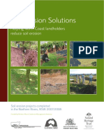 Soil Erosion Solutions Case Studies