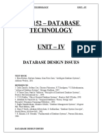 94797883-Cs9152-Dbt-Unit-IV-Notes