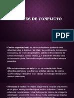 Fuentes de Conflicto