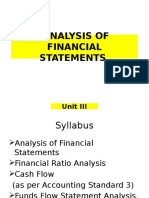 Mba - Afm - Analysis of Financial Statements