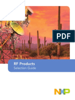 RF Product Selector Guide