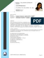 (791783484) Curriculum Maritza