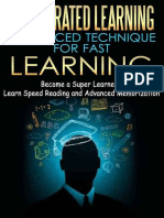 Accelerated Learning - Advanced Technique for Fast Lealearning, Fast Learning, Super Learner) - Thomas Abreu