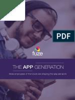 Fuze App Generation Final Web