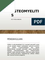 Referat Osteomyelitis