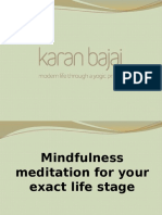 Mindfulness Meditation for Your Exact Life Stage
