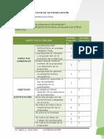 Ficha de Autoevaluación Final-Organizadores Digitales