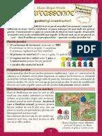 Carcassonne Extensia 2 Negustori Si Constructori(Full Permission)