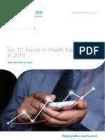 Wealth Management Trends 2016