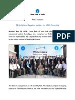 Egyptianbankers Into MSME