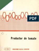 Colecciones Básicas Cinterfor (CBC) - Productor de Tomate