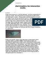 unit 19 digital graphics for interactive media