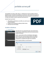 Creating Hyperlinks Across PDF Documents