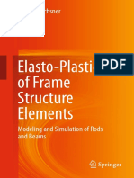 Elasto-Plasticity of Frame Structure Elements 2014