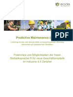 Predictive Maintenance Mit R