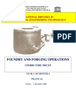 Foundry Tech Practical