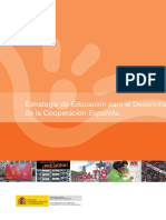 Educacion Para El Desarrollo Aecid