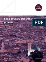 FTSE Country Classification Paper