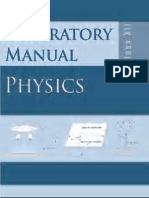 Physics Manual