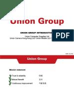 Union Profile