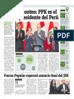 Acabó El Conteo, PPK Es El Virtual Presidente Del Perú
