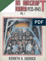 German Aircraft Interiors 1935-1945 v.1