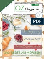 brandnooz NOOZ Magazin Ausgabe 06/2016