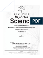 Me n Mine Science 6 Answer Book