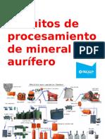 Flow Sheet Cianuración (1)