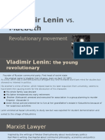 vladimir lenin vs  macbeth  1