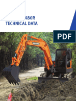 DX60R - DX80R TECHNICAL DATA