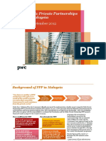 Ppp Projects in Malaysia