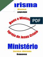 apostila-Os Ministrios e Dons da Igreja.pdf