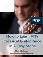 Learn Any Piece in 7 Steps eBook