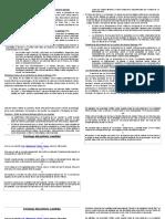 Particularidades de Las Características de La Cuentística de Horacio Quiroga