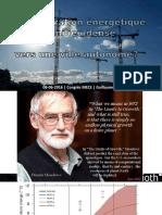 Congrès MECE 2016 - Presentation Guillaume Meunier