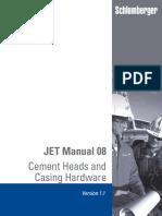 Cement Head Manual