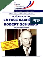 De Pétain à la CIA,  La face cachée de Robert Schuman
