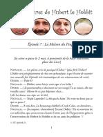 Episode 7 - La Maison Du Peuple (A5)
