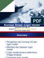 Bab 2_Konsep Dasar Logic Model