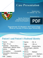 Case dr. Edihan-Pre eklampsia berat (Sendy, Lia & Oliv).ppt